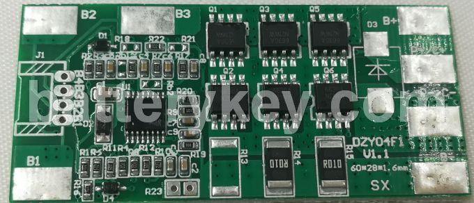 日月易保护板路灯电池保护板